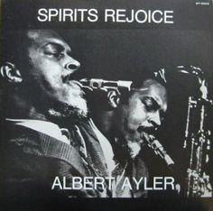 free jazz musician, albert ayler