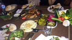 Aroos Damascus #dubaifoodblogger #mydubai #middleeastern #arabicfood #dubaiblogger #visitdubai