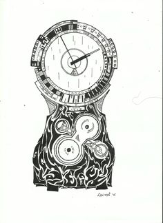 clock , steampunk