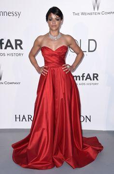 Michelle Rodriguez - Gala amfAR