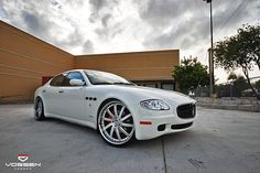 The most beautiful 4-door sedan on planet Earth -- 2011 Maserati Quattroporte