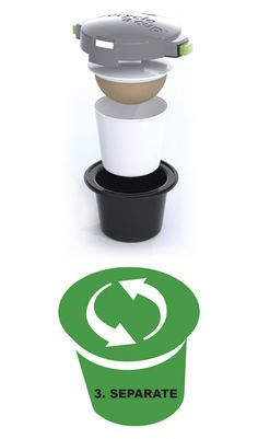 Recycle A Cup - Cutter to recycle or reuse K cups.