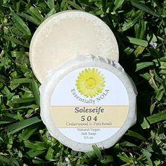 Soleseife (Salt) Soap