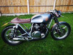 Suzuki GS 550 Cafe Racer Custom | Custom Motorcycles For