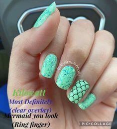 Nail Color Combos, Nail Colors, Fancy Nails, Cute Nails, Pedicure Colors, Pink Sparkles, Color Street Nails, Nail Wraps, Mani Pedi
