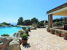 Fabulous villa with seaview. Sleeps Rental in Marina di Camerota from Home And Away, Nye, Ideal Home, Villa, Patio, Explore, Vacation, Amazing, Outdoor Decor
