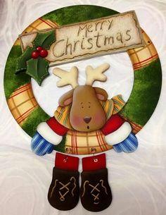 Web Christmas 2016, Country Christmas, Christmas Art, Christmas Ornaments, Advent, Country Paintings, Painted Books, Christmas Paintings, Christmas Clipart