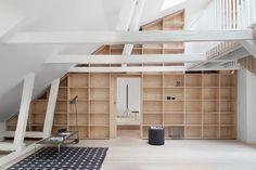 I first got the architectural photos from this loft, and thought the space looked amazing but...