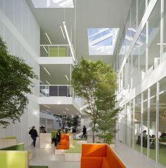 Gallery - DTU Compute / Christensen & Co Architects - 1