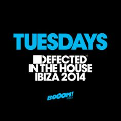 Defected in the House moves there legendary residence to tuesday nights, continuing for the second season at Booom! Ibiza.