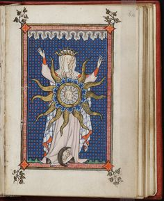 rothschild canticles manuscript beinecke 404 - Lady of the Apocalypse?