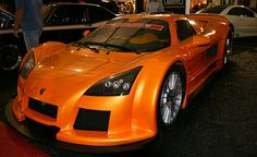 Gumpert Apollo | Barrett Jackson Scottsdale 2009. pinterest.… | Flickr