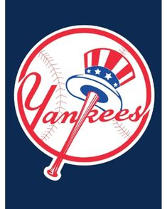 Make sure everyone who enters your office or home knows you're a New York Yankees devotee by hanging this x Logo Wall Poster on the wall! Show off your passion for the New York Yankees with the help of this poster's high quality graphics. Yankees Baby, Yankees Logo, Yankees News, New York Yankees Baseball, Damn Yankees, Yankee Stadium, Mlb Teams, Sports Teams, Baseball Teams