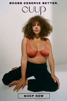 Shop CUUP bras and bottoms from CUUP. Our unlined bras are available in sizes A to H. Made from breathable fabrics that support without constricting, molding to your body for a perfect fit. The best bra you ever owned is here. Curly Hair Styles, Natural Hair Styles, Spring Dresses, Spring Outfits, Diy Hairstyles, Headband Hairstyles, Shapewear, Your Hair, Beauty Hacks