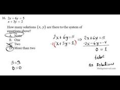 Accuplacer Elementary Algebra Pt II http://youtube.com/mathsgotserved