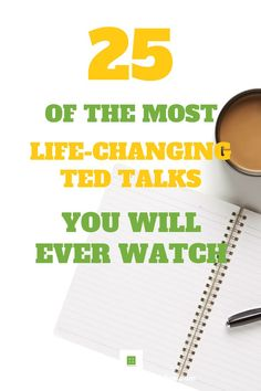 If you need motivation, inspiration, or something that will change your life, these Ted Talks are for you! They are the best and most popular ways to increase productivity, have a growth mindset, and leadership. These are the best TED Talks to get you motivated in life, inspire you to take action and challenge your way of thinking about what you want in your life #tedtalk #motivation #productivity #mbsb