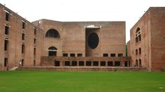 Louis Kahn (1901-1974) - Indian Institute of Management, 1962