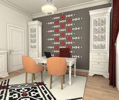 5 designeri români cu 5 colecții tradiționale românești Interior, Design, Home Decor, Decoration Home, Embroidery, Balcony, Indoor, Room Decor
