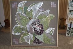 My favourite flower is the orchid. #Mosaic