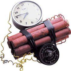 Clock Bomb