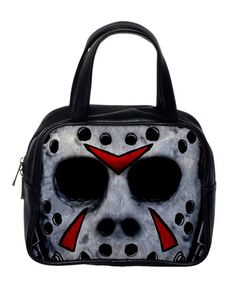 Celebrate Friday the 13th with Jason bag at RebelsMarket today! Diy Purse 7fcf9f93b747a