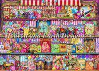 Supersized Sweet Shoppe