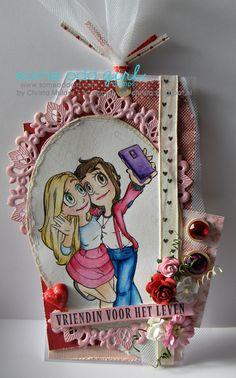 Mae and Kaylee Selfie https://www.someoddgirl.com/products/mae-and-kaylee-selfie