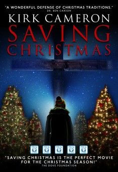 Kirk Cameron's Saving Christmas - Christian Movie/Film - For more Info, Check Out Christian Film Database: CFDb - http://www.christianfilmdatabase.com/review/kirk-camerons-saving-christmas/