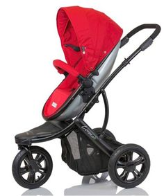 guzzie+Guss Connect Haan Lohmeyer Haan Lohmeyer Wilcoxon +Guss Richey Pearl PR WIN a NEW guzzie + Guss Connect Stroller from Parents Canada Best Baby Strollers, Purse Storage, Jogging Stroller, Go Red, Beige Color, Color Red, Bugaboo, Traveling With Baby, Red And White