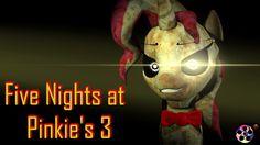 [SFM] Five Nights at Pinkie's 3 - Music Video [60FPS, FullHD]
