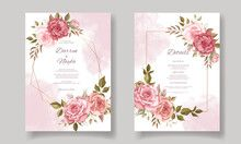 Best Place to Sell Photos Online, Footage Clips, Illustrations, & Vectors – Adobe Stock Wedding Invitation Card Template, Elegant Wedding Invitations, Elegant Flowers, Beautiful Flowers, Adobe, Vector Online, Flower Backgrounds, Photo Online, Floral Wedding