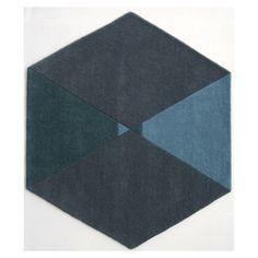 Linie Design 13321 Norse 130x150cm Rug, Grey | ACHICA