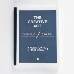 The Creative Act