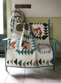 Fox in a Box Quilt Kit | Keepsake Quilting $89.99