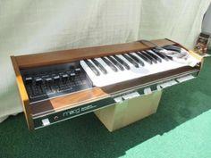 MooG Satellite Synthesizer TOP Zustand teilrestauriert in Berlin - Mitte | Musikinstrumente und Zubehör gebraucht kaufen | eBay Kleinanzeigen