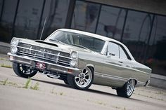 1967 Ford Fairlane 500XL Pro-Tour