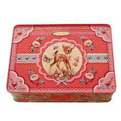 Lunch Box, Deer Head - Wu & Wu - kitsch.se