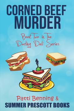 Corned Beef Murder: Book Two in The Darling Deli Series