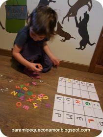 Para mi peque con amor: Actividades 2-3 años Infant Activities, Activities For Kids, Baby Games, Play To Learn, Reggio, Special Needs, Montessori, Ideas Para, Literacy