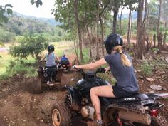 Best Place to See in Jaco, Costa Rica! #travel #travelbogger #costarica #jaco #beach #sunset #atv #adventure