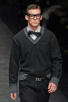 Dolce & Gabbana - love this sweater