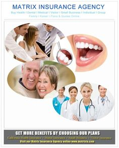 Health Insurance Coverage California, Individual : Affordable Health Insurance, quotes and plans in California for health, life, business, visitors, travel, dental, medical and workers compensation. | matrixinsurance