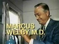 Marcus Welby, M.D. is an American medical drama television program that aired on ABC from September 23, 1969, to July 29, 1976. It starred Robert Young as a family practitioner with a kind bedside manner, and was produced by David Victor and David J. O'Connell. The pilot, A Matter of Humanities, had aired as an ABC Movie of the Week on March 26, 1969.