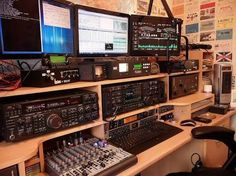 Ham Radio Desk Rack Mount Google Search