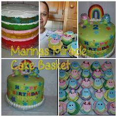 Lollos cake and cupcakes by Marina Kirk-Osman