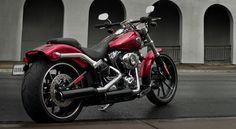 2013 Harley-Davidson® Softail® Breakout®Motorcycles Photos, Videos & 360°