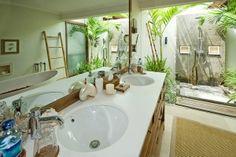Bathroom at Villa Aliya Bali