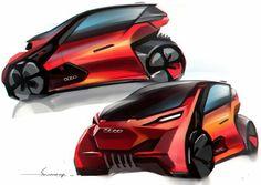 Audi by Swaroop Roy