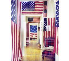 Flag Day: A Patriotic Interior : Remodelista