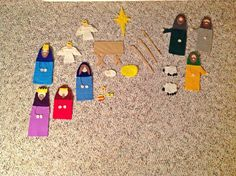 Includes templates for me, the craft challenged mother. :)